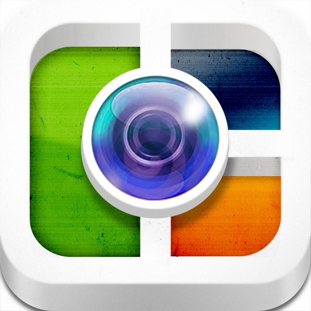 Vintaframe Free - photo collage & scrapbooking frames for Instagram