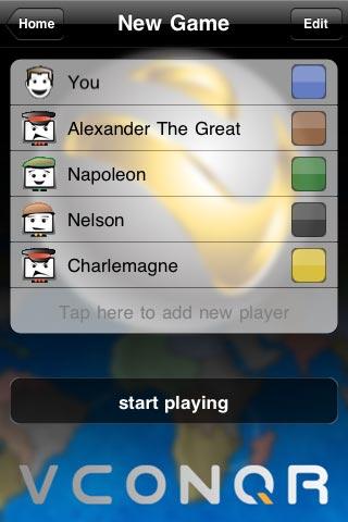 vConqr screenshot 3