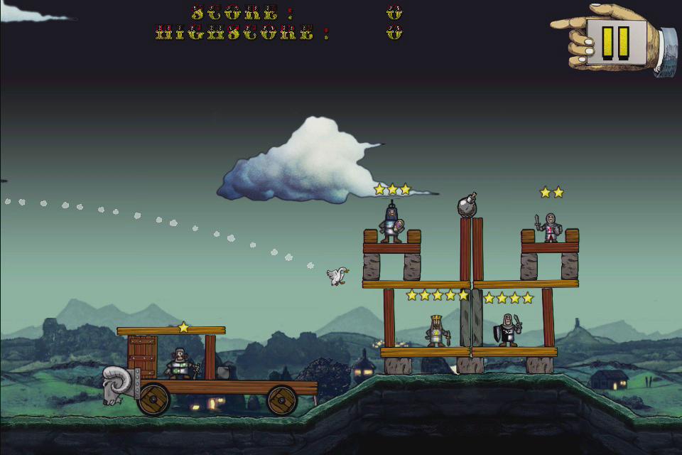 Monty Python's Cow Tossing screenshot 4