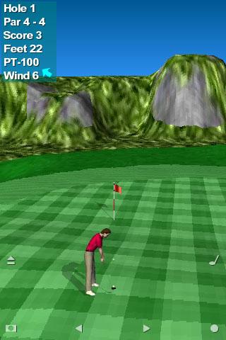 Par 72 Golf Lite screenshot #4