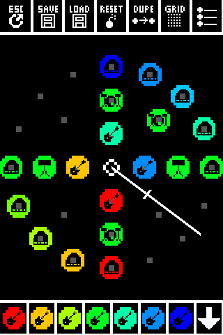 Drumcircle RH screenshot 1