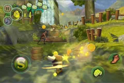 Shrek Forever After™ : The Game FREE screenshot 2