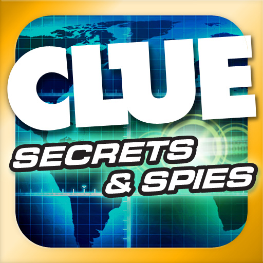 CLUE: Secrets & Spies - A Hidden Object Game