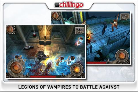 Vampire Origins LITE screenshot #3