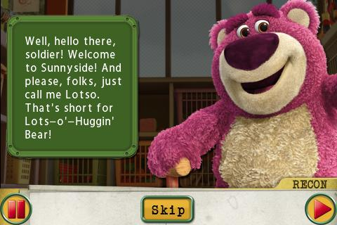 Toy Story 3: Operation Camouflage screenshot #4