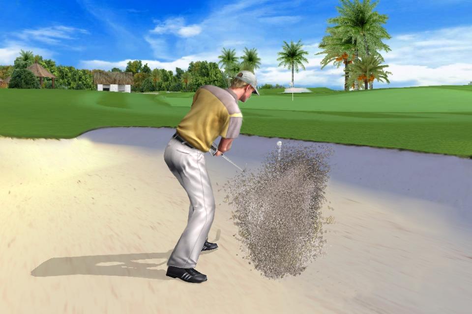Real Golf 2011 FREE screenshot #2