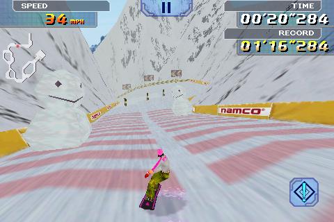 Alpine Racer screenshot #1