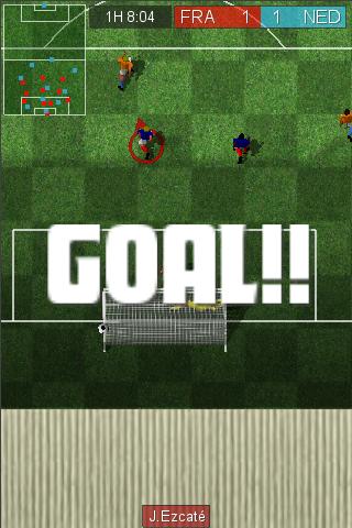 World Soccer Champs 2010 Lite screenshot #3