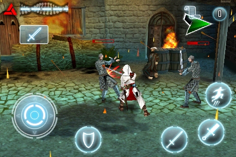 Assassin's Creed Altaïr's Chronicles Free! screenshot #2