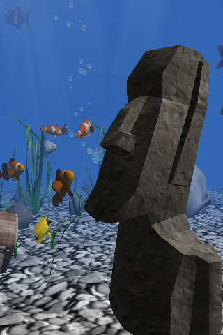 my Fish 3D Aquarium Screenshot