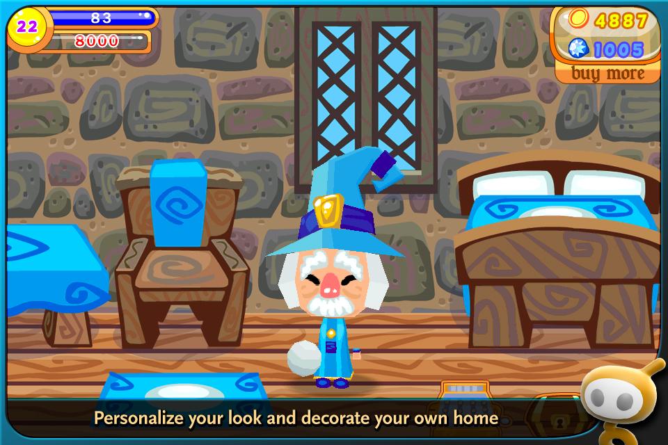 Magic Life screenshot #2