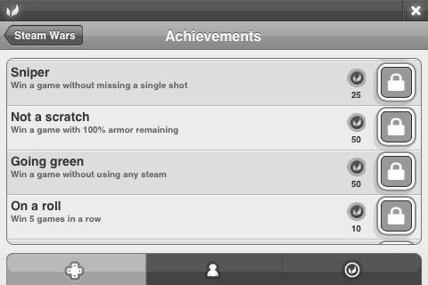Steam Wars Screenshot