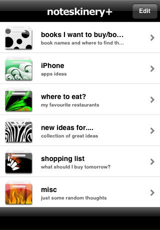 noteskinery+ screenshot 1