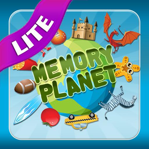 Memory Planet Lite - matching game