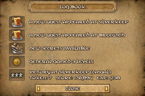 Defender Chronicles lite - Mage version screenshot #5