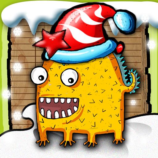 Doodle Monster Farm