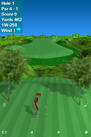 Par 72 Golf Lite screenshot #2