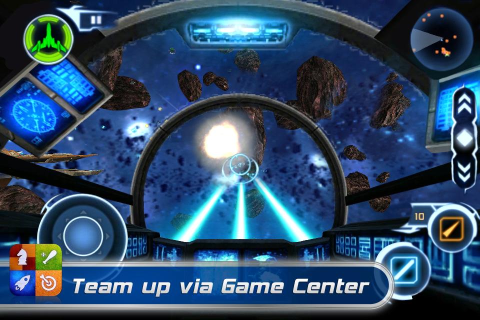Star Battalion FREE screenshot 2