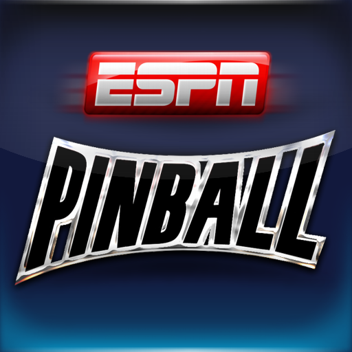 ESPN Pinball on iPad