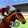 Virtual Horse Racing 3D Lite Icon