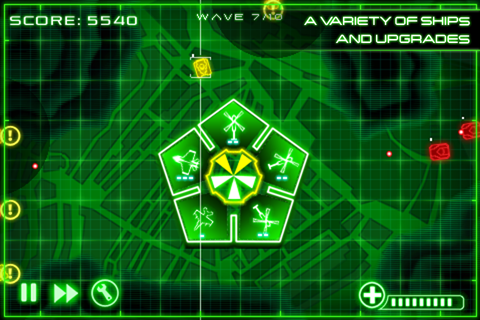 A.I.R Defense Lite screenshot #5
