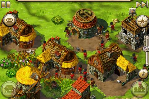 The Settlers - FREE screenshot 1