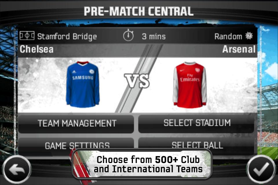 FIFA 11 by EA SPORTS™ screenshot #4