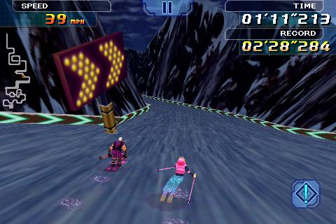 Alpine Racer screenshot #5