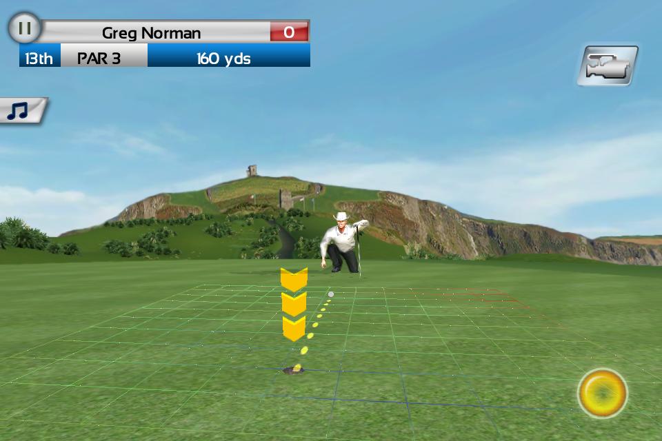 Real Golf 2011 FREE screenshot #3