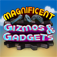 Magnificent Gizmos & Gadgets is a physics-based puzzle game that takes players into a world where anything is possible