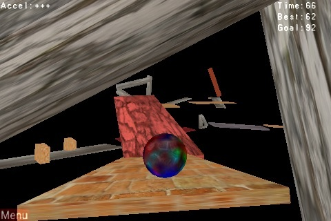 Manic Marble 3 Screenshot