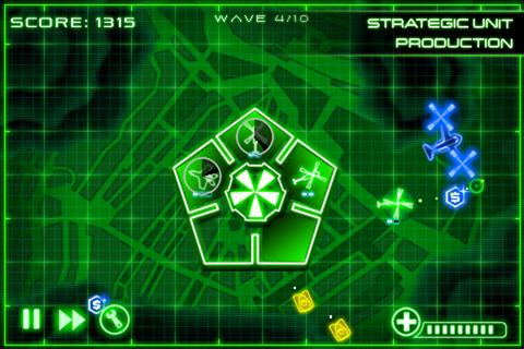 A.I.R Defense Lite screenshot #3