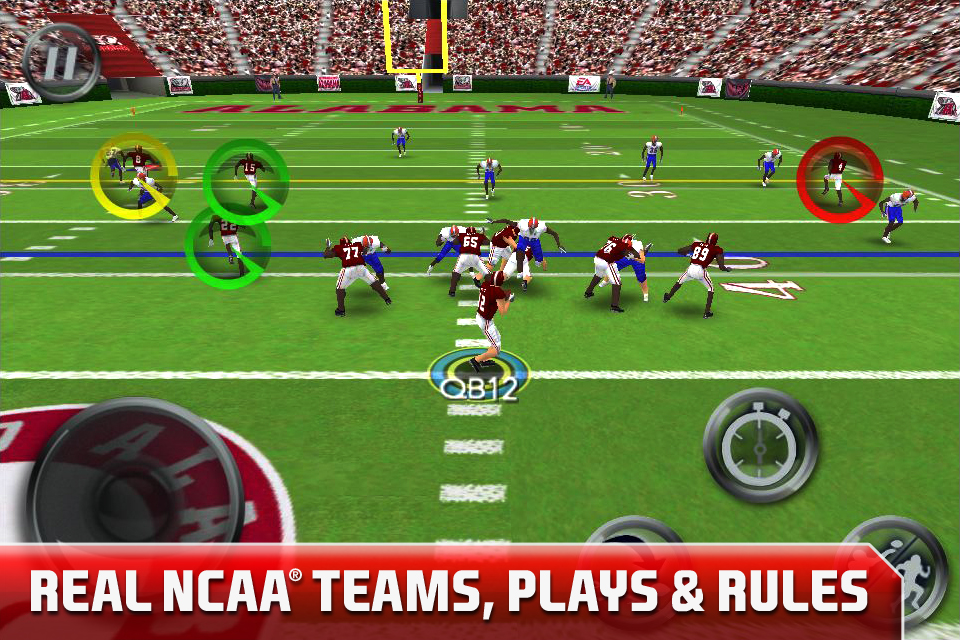 NCAA® Football by EA SPORTS screenshot 2