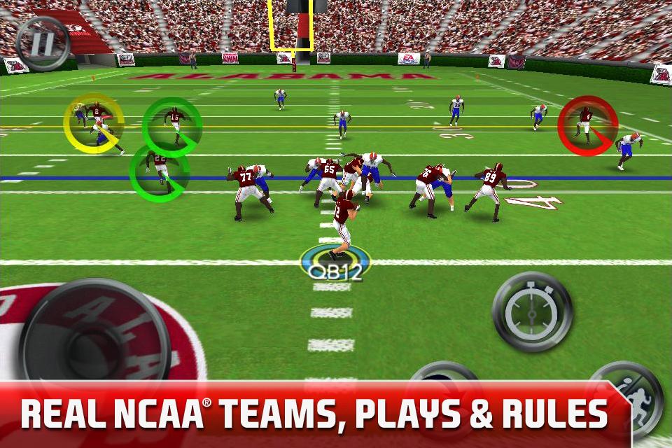 NCAA® Football by EA SPORTS screenshot #2