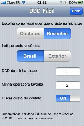 DDD Fácil Screenshot
