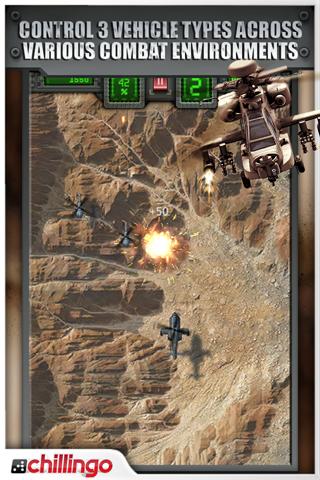 Sky Combat Lite screenshot #3