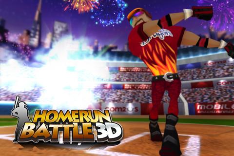 HOMERUN BATTLE 3D Screenshot