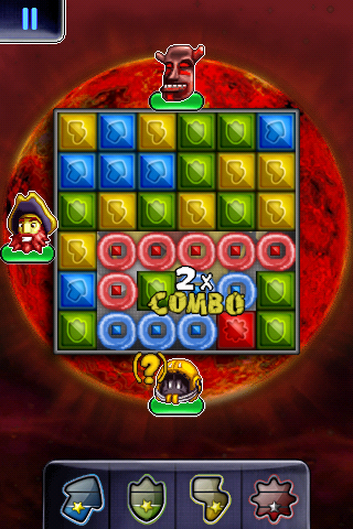 Puzzlegeddon FREE screenshot 5