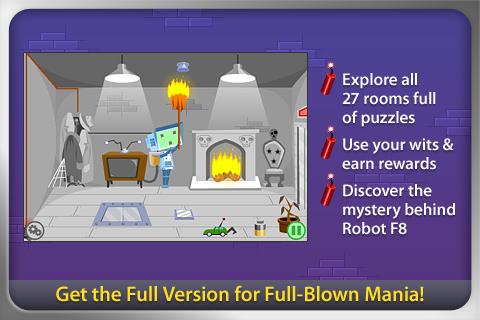 Mystery Mania FREE screenshot #4