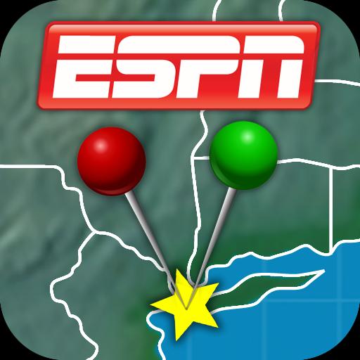 ESPN Map Madness