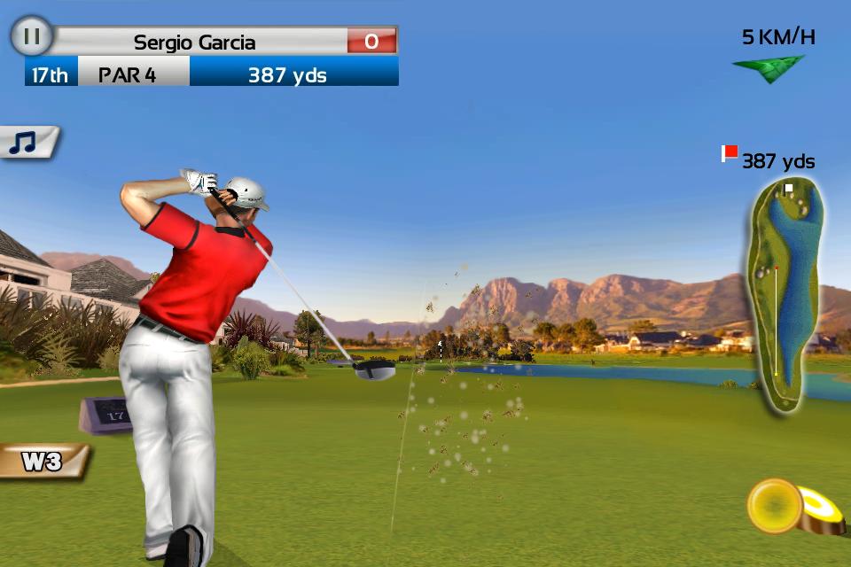 Real Golf 2011 FREE screenshot #1