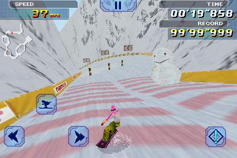 Alpine Racer Lite screenshot #5