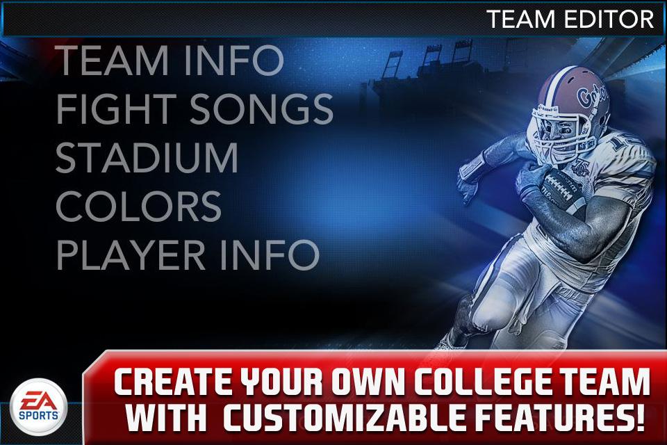 NCAA® Football by EA SPORTS screenshot #3