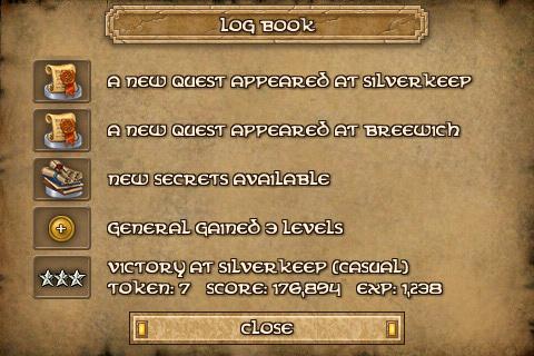 Defender Chronicles Free screenshot 5