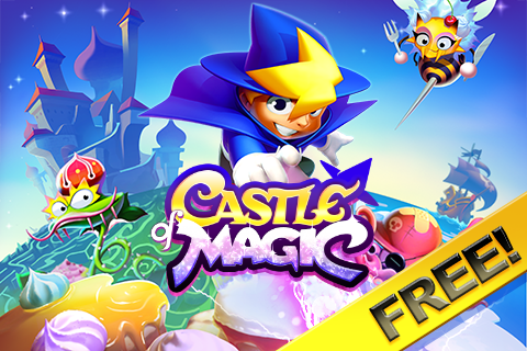 Castle Of Magic FREE screenshot #2