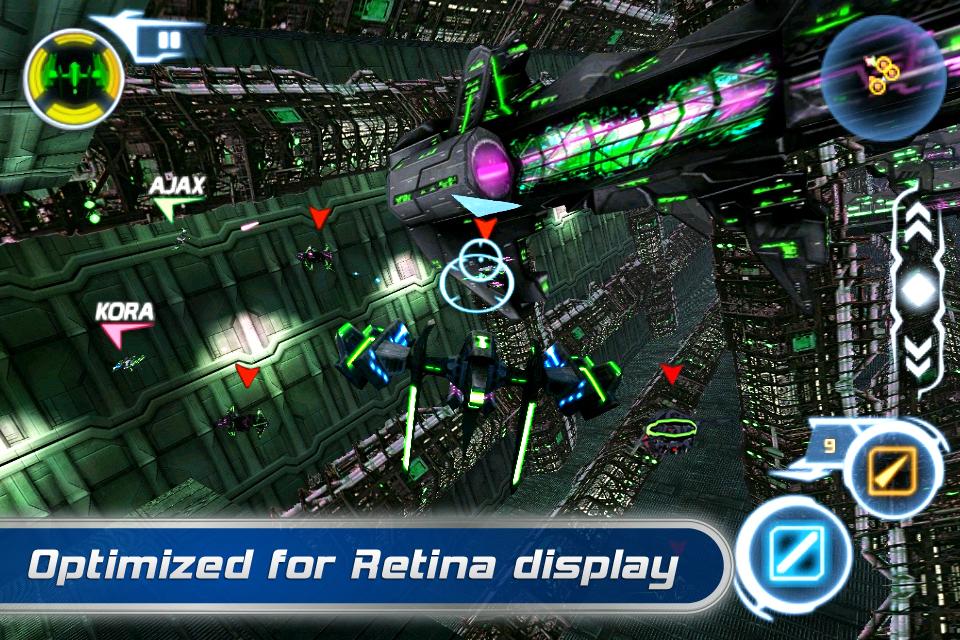Star Battalion FREE screenshot 3