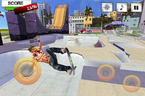 Skater Nation FREE screenshot #4