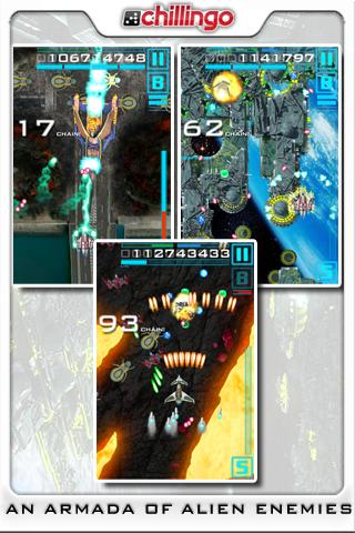 Assault Squadron LITE screenshot #4