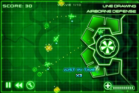 A.I.R Defense Lite screenshot #2