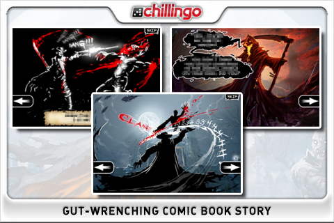 Vampire Origins LITE screenshot #1